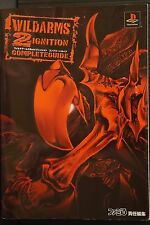 JAPAN Wild Arms: 2nd Ignition Complete Guide Book