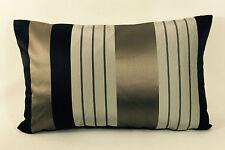 "Designers Guild Fabric Cushion Cover- Joduri - Cocoa  20"" x 12"" Pillow Throw"