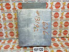 1998 98 MAZDA 626 4CYL AUTOMATIC ENGINE COMPUTER ECU ECM FSD8-18881-E OEM