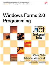 (Good)-Windows Forms 2.0 Programming (Paperback)-Weinhardt, Michael, Sells, Chri