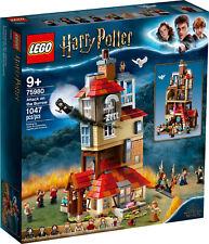 LEGO® Harry Potter 75980 Angriff auf den Fuchsbau NEU+ OVP ++BLITZVERSAND++