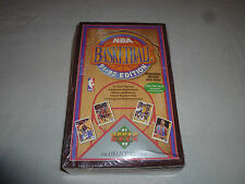 NEW SEALED UPPER DECK NBA BASKETBALL 91 92 INAUGURAL EDITION CARDS SET NIB