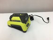 Ryobi OP4026 40V Lithium Ion Battery With 40V Charger