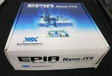 New Epia Nano-ITX Mini-ITX Motherboard w/ 1.0GHz Via C7 Processor NL10000G
