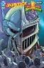 Justice League Power Rangers #4 DC Comics Batman Superman Green Ranger