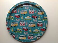 Metal Kitchen Tray VW Camper Van Retro Colourful Tray - FATHERS DAY GIFT