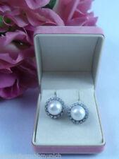 Mode-Ohrschmuck aus Metalllegierung Perlen-Hakenverschluss