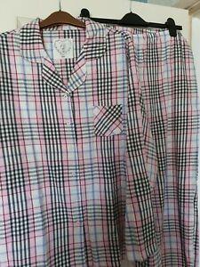 Boux Pyjamas In A Bag . Size 18. 100% cotton