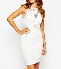 Lipsy Mini Dresses Textured Sleeveless