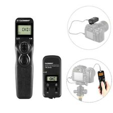 TW283/DC2 Wireless Timer Remote Control Shutter Release for Nikon D7200 D7100