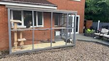 More details for catio 2m x 2.4m x 4.8m built at your home. covering greater manchester.