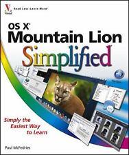 OS X Mountain Lion Simplified