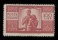 Italy #477 MLH CV$160.00 Family & Scales