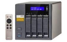 Qnap TS-453A 16GB Ram 4-Bay NAS 20TB Bundle mit 2x 10TB ST10000VN0004 Seagate