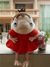 "Huge Ponyo on Cliff PONYO Princess Soft Plush Toy Doll STUDIO GHIBLI 17"" New"