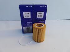 4 Pack Genuine Volvo Oil Filler 30750013 OEM S80  XC60 S60 XC90 3.2L. 3.0L