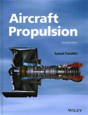 Aircraft Propulsion, Hardcover by Farokhi, Saeed, Like New Used, Free shippin...