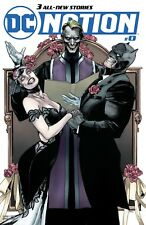 DC Nation #0 - Clay Mann 1:250 Variant Featuring Batman