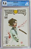 White Tiger #6 David Mack Cover Marvel Comics 2007 CGC 9.6