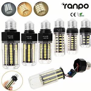 E26 LED Corn Light Bulb 5W 6W 7W 9W 10W 12W 15W 25W Lamp 110V 220V Energy Saving