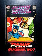 COMICS: Justice League of America #62 (1968) - RARE