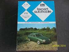 revue technique Expert Auto 1973 CITROEN GS 1220 CLUB GB GC GD BON ETAT RTA