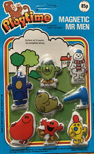FUNNY BOXED 1977 MARX FRICTION CAR ROGER HARGREAVES CLASSIC TV SHOW MR MEN MR