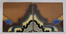 Contemporary Malibu Repro Art Deco Tile Set