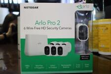 Arlo Pro 2 6-Wireless 1080p Camera Security Cameras