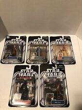 Star Wars -Chewbacca,Yarua,Sly Moore,Darth Vader,Rabe