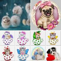 DIY 5D Diamond Painting Embroidery Cross Craft Stitch Kit Home Room Decor Gifts