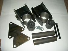 Mk1 Mk2 Escort engine chassis mount kit, Vauxhall Opel 2.0 16v XE red top EP-19
