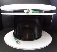 OFS Spool of Fiber Optic IN/OUTDOOR Cable 75 Feet JR5DK001SCASCA075F