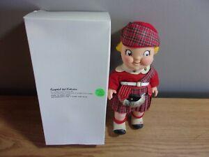 1982 CAMPBELLS KIDS SCOT DOLL NEW IN BOX