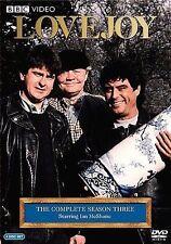 Lovejoy - The Complete Third Season 3, New DVD, Chris Jury, Ian McShane,