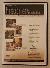 "Mary Kay DVD - ""IMAGINE THE POSSIBILITIES"" English & Spanish - NEW"