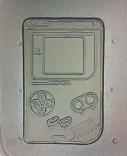 Flexible Resin Or Chocolate Mold 8 Bit Retro Handheld Video Game Player