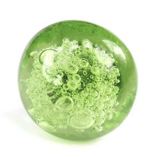 Traditional Cabinet Glass Handles Dresser Pulls Drawer Knobs K260 8 Pack Green