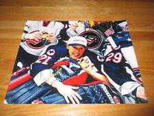 CAMMI GRANATO signed 1998 NAGANO Women's Hockey Gold Medalist 16x20 Photo COA