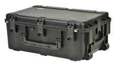 Black SKB Case. With foam. 3i-3019-12B-C-. Comes with Pelican TSA Lock.