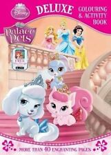 Palace Pets Deluxe Colouring and Activity Book by Scholastic Australia (Paperback, 2014)