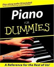Piano For Dummies Neely, Blake Paperback