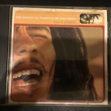 RARE US CD Bob Marley v Funkstar De Luxe - Sun Is Shining 5 Remixes ATB  Edel