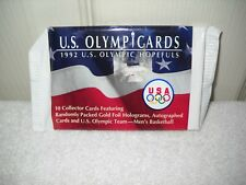 #9751 U.S. Olympicards 1992 U.S. Olympic Hopefuls Trading Card Pack