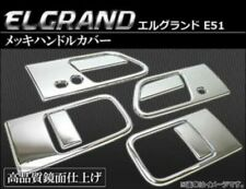Nissan elgrand e51 abs chrome effect  door handle covers