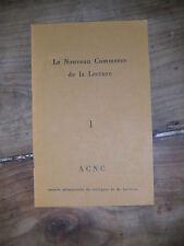 Le nouveau commerce de la lecture N° 1 Bardèche Proust Snyder Tch'an Walter