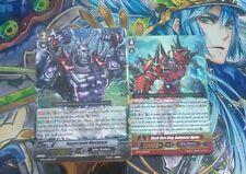Cardfight!! Vanguard Spike Brothers Deck