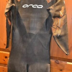 Mens Orca Open water Wetsuit size 11