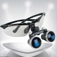 35x320mm Dental Surgical Binocular Loupes Optical Glass Loupe Flip Up