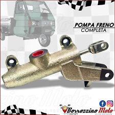 POMPA FRENO TIPO ORIGINALE PIAGGIO APE 50 TL3T 1980 1981 1982 1983 1984 1985